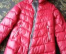 Куртка удлинненая до колен