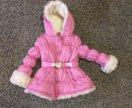 Куртка демисезонная GJ для девочки