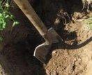 Ручная копка земли
