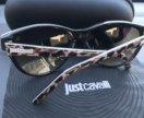 Солнечные очки cavalli
