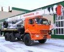 """Автокран КС-55732 """"Челябинец"""" (6х6)"""