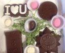 Шоколадный набор с 8 Марта