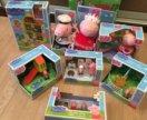 Свинка Пеппа Peppa Pig дом Качели Площадка