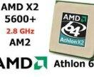 Amd Athlon 64 X2 5600+ Windsor (AM2, L2 2048Kb)