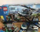 Lego City 60046 Вертолетный патруль б/у