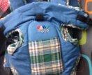 Переноска (рюкзак кенгуру)