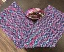 Яркие весенние шарфы ручной работы