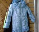 Куртка на межсезонье р.128