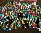 Игрушки из киндера и другие мелкие игрушки
