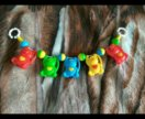 Детские игрушки, погремушка