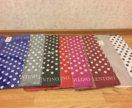 Шелковый шейный платок valentino