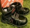 Новые димсезонные ботинки Milton