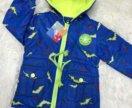 Новая курточка на флисе