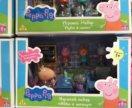 Игровой набор Свинка Пеппа идём в школу Peppa Pig