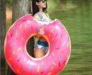 Продам надувной пончик