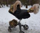 Прогулочная коляска stokke