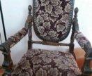 Антиквариантый стул начало 20 века