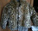 Утепленная куртка и платье HM