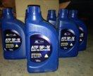 масло ATF sp4 для 6 -ступенчатых акпп