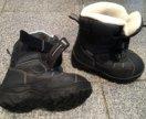 Зимние ботинки I-Glu (Норвегия). Б/у. Рр 27.