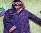 Куртка демисезонная размер 50