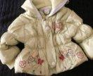 Курточка весна холодное лето