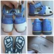 Ортопедические сандали Зебра новые