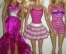 Барби Barbie fashionistas шарнирные
