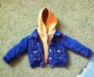 Куртка mayoral 18 мес