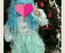 Продам очень красивый костюм Мальвины на девочку 5