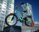 """Детский велосипед tetris 14"""""""