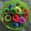 Резинки-спиральки