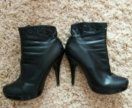 ботинки женские 39 рр