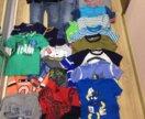 Пакет вещей на мальчика 5 -6 лет, рост 116