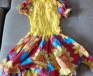 Летние платья и юбки мешком на 98_104