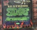 Slinky acoustic 12 string