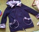 Весення куртка размер 50