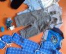 Срочно!!! Пакет вещей для мальчика от 68 до 74