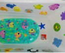 Коврик в ванну Аквариум