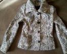 Пальто укороченное,приталенное