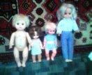 Куклы ссср