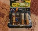 Батарейки GP 6шт ААА