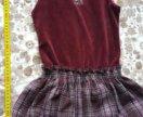 Платье.Маленькая леди
