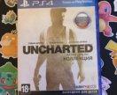 Игра для PS4 Uncharted: Натан Дрейк. Коллекция.