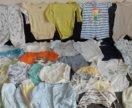 Одежда 0-4 на мальчика