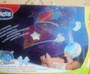 Мобиль Chicco Волшебные звёзды голубой