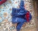 Сегодня  300рДемисезонный комбинезон(штаны+куртка)