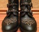 Стильные ботинки Stradivarius