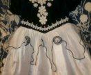 Праздничное платье для девочки размер 98-104