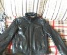 Куртка кожа буйвола